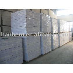 Pvc plaques de plâtre de 595 x 595 x 7 mm