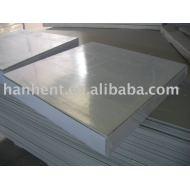 Pvc plaques de plâtre