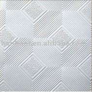 Populaire conception PVC plaques de plâtre pour plafond