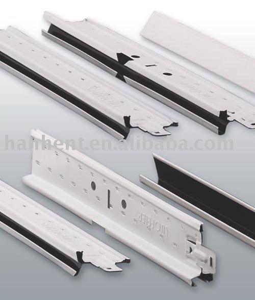 U de aluminio rejilla de techo