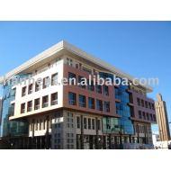 Panneau Composite Aluminium pour construction / matériaux de décoration