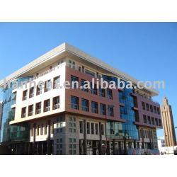 El Panel compuesto de aluminio para la construcción / materiales de decoración