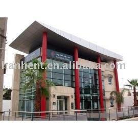 Paintball compara PE / PVDF panel compuesto de aluminio ACP para la construcción / materiales de decoración