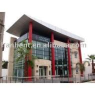 Favoris comparer PE / PVDF Aluminium panneau Composite ACP pour construction / matériaux de décoration