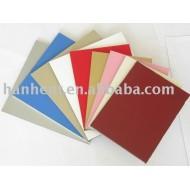 Pe / PVDF panneau Composite Aluminium / ACP / ACM pour construction / matériaux de décoration