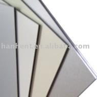 Acp, Pvdfcoated, Enduit PE aluminium panneau composite