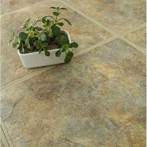 Año nuevo buena mirada del PVC de mármol azulejos de suelo