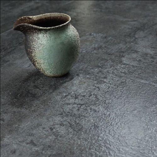 Hanhent promoción del año nuevo de piedra de diseño de PVC azulejos de suelo