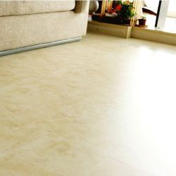 Haute qualité Europe vente chaude marbre PVC revêtement de sol carrelage