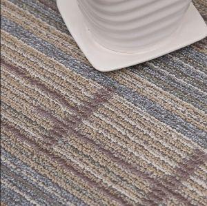 A prueba de agua Easy clean alfombra del PVC azulejo