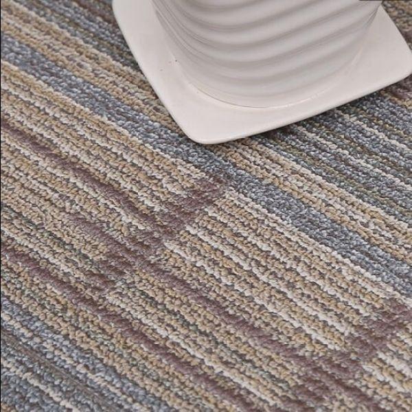 Waterproof Easy clean piso PVC tapete telha