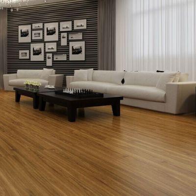 Des performances durables Non - toxique PVC plancher planche