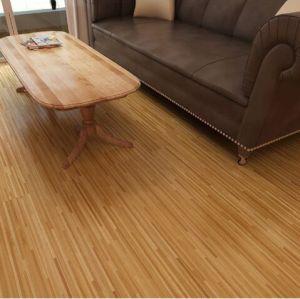 Aspecto de madera barato Low Noise suelo de PVC tablón