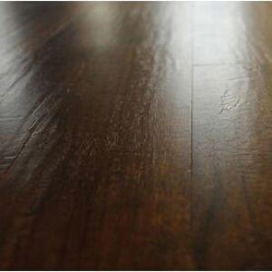 Madera negro Slap up de bajo ruido suelo de PVC tablón