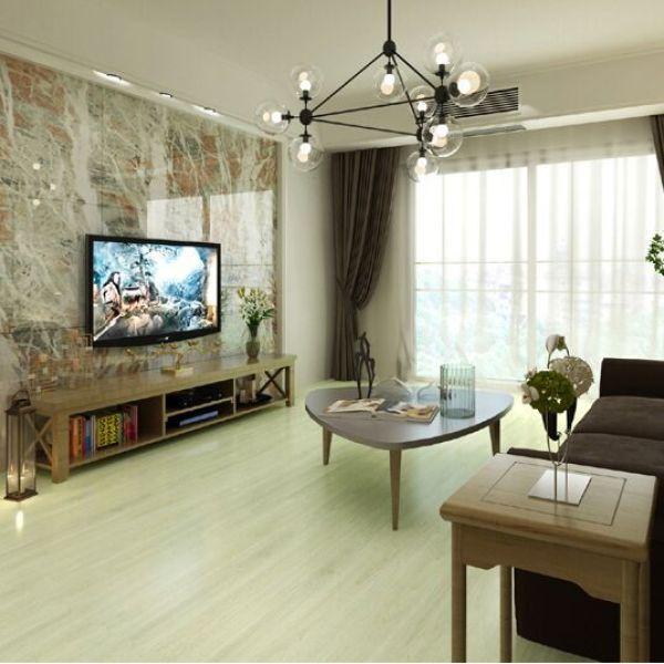 Livre de formaldeído piso PVC prancha