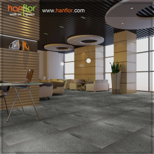 Quality Vinyl Tile Carpet