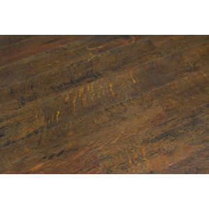 Hanflor semi-matt pvc plank 2mm cheap price sound absorption 6''*48'' wood embossed moisture resistance