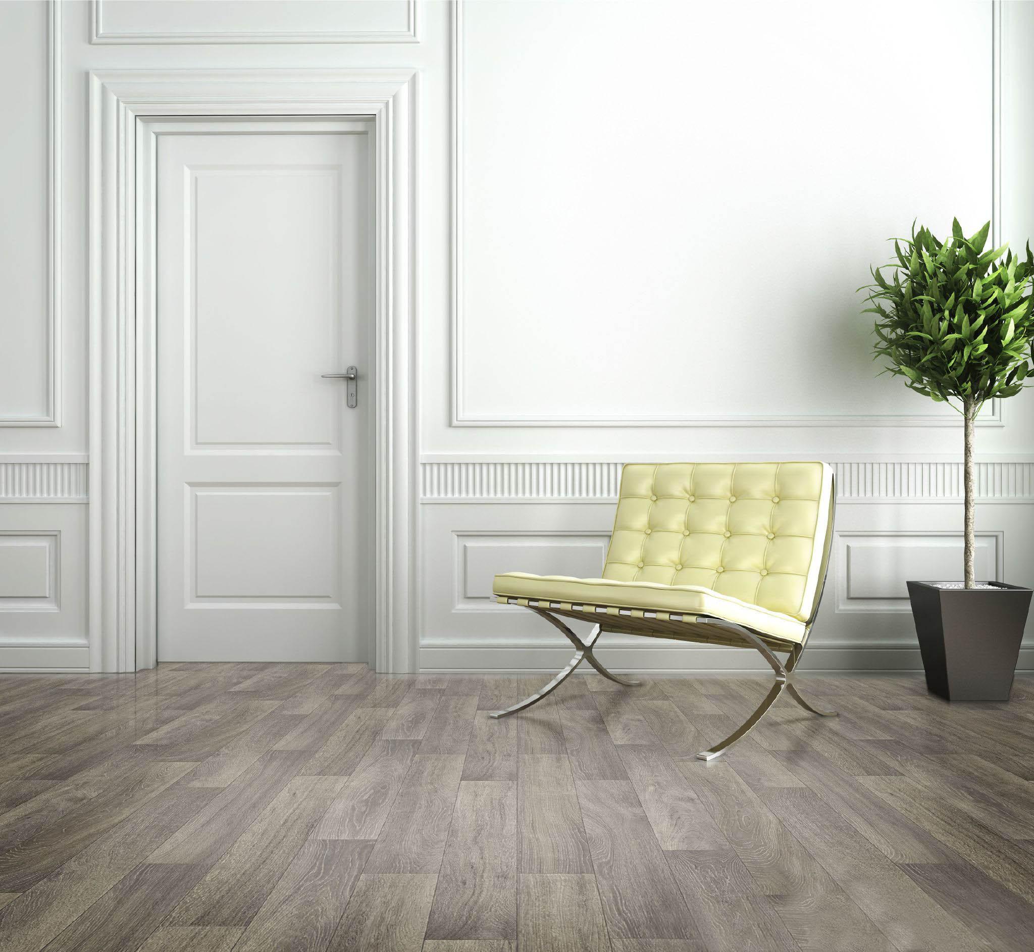 hanflor pvc tile vinyl plank anti-slip water proof flooring granite looking slate long-lasting sound absorption