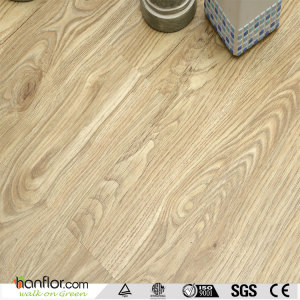 Hanflor Unilin click system lvt vinyl plank flooring matt smooth durable wood embossed 4.0mm 7''*48'' anti-slip