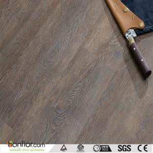 Hanflor PVC flooring plank 3.0mm wood embossed semi-matt 6''*36'' moisture resistance anti-scratch smooth