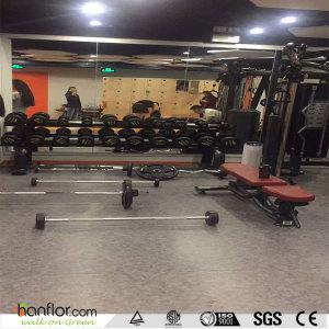 Hanflor pvc flooring roll 20''*2'' 3.0mm shock-resistance long lifespan multi-colors
