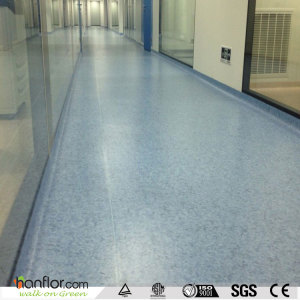 Hanflor vinyl flooring glossy shale 2.0mm durable 20''*2'' flexible  anti-slip