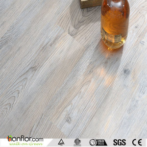 Hanflor LVT Wood Embossed Semi Matte 6''*48''  4.2mm Durable Anti-scratch