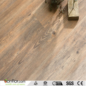Hanflor wpc vinyl plank environment-friendly flooring 6.0mm smooth semi-matt handscraped anti-scratch 7''*48''