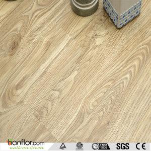Hanflor LVT semi-matte long lifespan wood embossed 6''*36''  5.0mm HIF 1737