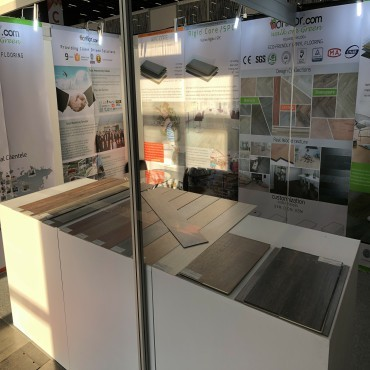 Hanflor participates in the China Trade Fair in Sao Paulo, Brazil