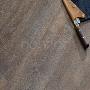 3.0mm wood embossed semi-matt 7.25-in x 48-in moisture resistance anti-scratch smooth HIF1701