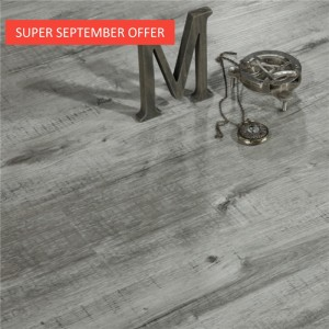 "[Super september promotion]7""X48"" 4 MM  CLICK  LOCK  VINYL  PLANK"