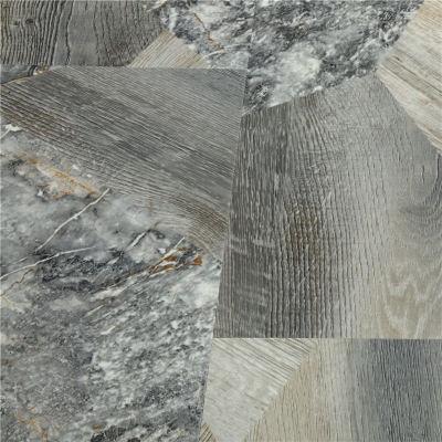 "Hanflor 12""X24""4.2mm Stone Look Click Lock Vinyl Tile HTS 8001"