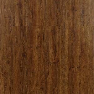 "Hanflor 7""X48""5mm  Wood Plastic Composite Decking WPC Core Kid Friendly Vinyl Plank PTW 9047"