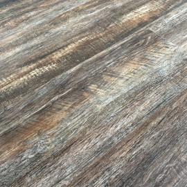 "Hanflor 7""X48""4.2mm Old Village Oak Resilient Vinyl Plank Flooring  Interior Decoration HVP184-03"
