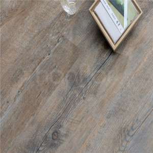 Hanflor 6''*36'' 4.0mm Semi-Matt Multi-Size Durable Fire Resistance Vinyl Plank  HIF 1708
