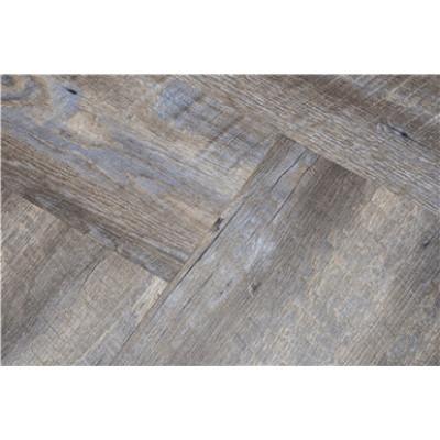Hanflor 9''*48'' 5.0mm Loose Lay Vinyl Plank Flooring Semi-Matt Easy-Clean Wood Embossed Flexible HIF 1719