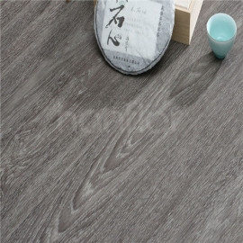 Hanflor 6''x36'' 4.0mm Waterproof Rigid Vinyl Plank Wood Look Flooring HIF 1715