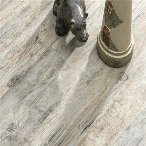 Hanflor  7''x48'' 4.2mm Sound barrier fire insulation Rigid Core Vinyl Plank Flooring HIF 1718
