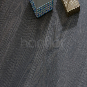 Hanflor 6''x36'' 4.0mm Waterproof Vinyl Plank Wood Look Flooring HIF 1725