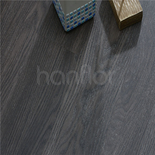 Hanflor 6''x36'' 4.0mm Waterproof Vinyl Plank Wood Look Flooring Hot Sellers in USA HIF 1725