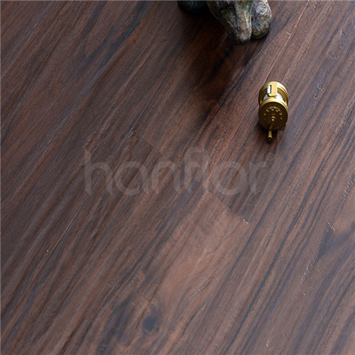 Hanflor  7''x48'' 4.2mm Sound barrier fire insulation Rigid Core Vinyl Plank Flooring HIF 1730