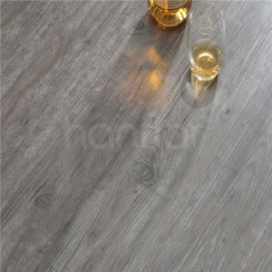 Hanflor 7''x48'' 8.5mm Quick Installation Kid FriendlyVinyl Plank Flooring House Decoration HIF 1726