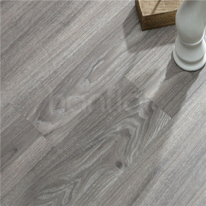 Hanflor 7''x48'' 6.0mm Waterproof Noise Reduction Low Maintenance Vinyl Plank Flooring HIF 1728