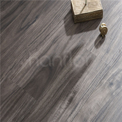 Hanflor 9''x48'' 7.5mm Waterproof Locking System Vinyl Plank Flooring HIF 1732