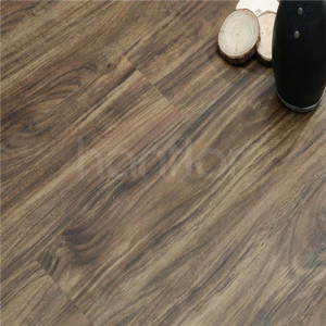 Hanflor 7''x48'' 8.0mm Commerical Use Realistic Visuals Click Vinyl Flooring Board HIF 1742