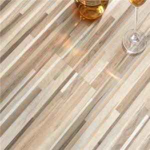 Hanflor 7''x48'' 6.0mm Waterproof Wear ResistantNoise Reduction Vinyl Plank Flooring HIF 1743
