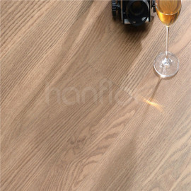 Hanflor 9''x48'' 7.5mm Petproof Low Maintenance Vinyl Floor Covering HIF 1707
