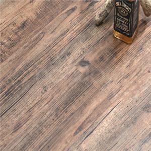 Hanflor 9''x48'' 5.5mm Soundproof Anti-slip Pet Friendly WPC Core Vinyl Plank Flooring HIF 1709