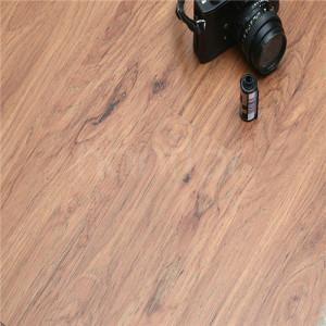 Hanflor 7''x48'' 5.0mm Wooden Flooring House Decoration Interlocking Floating Vinyl Plank HIF 1740